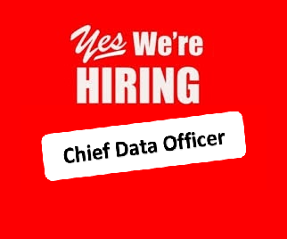 Chief Data Officer, the position you have to afford